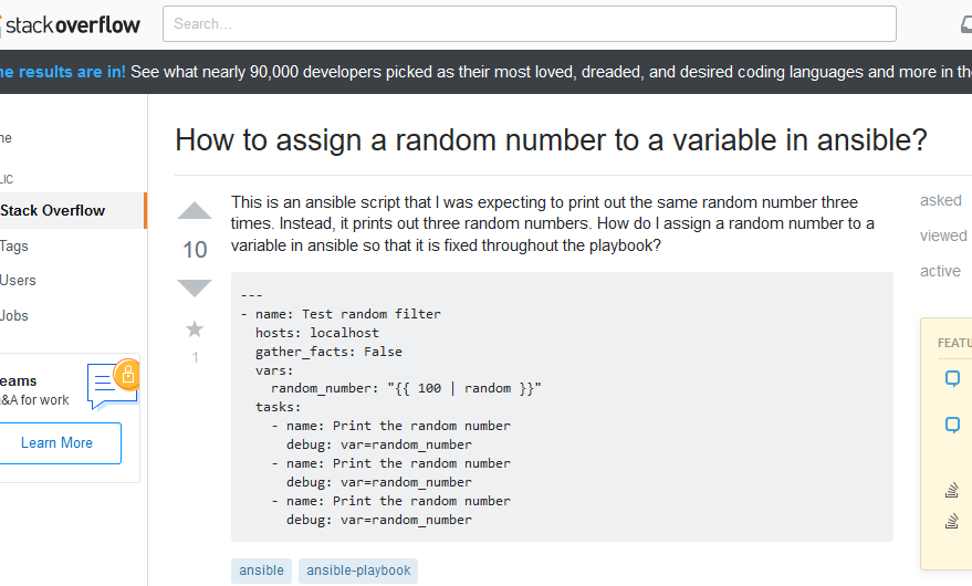 Screenshot_2019-04-15 How to assign a random number to a variable in ansible