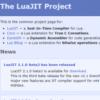 [Lua][ARM][ARM64] LuaJITのarm64対応がまだだったのにKnot resolverは動作してた。