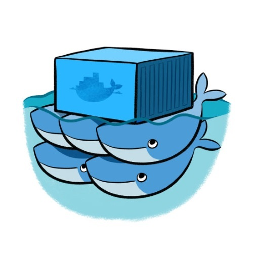 docker-whales