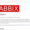 [container][監視][zabbix] Zabbix Serverを移行してcontainerに乗せ換えてみた