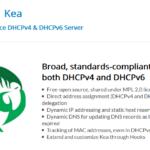 [ISC][DHCP] Kea DHCP serverの1.6.0-betaのbuildで手間取った。