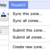 Google Spreadsheets の Apps Script で Amazon Route 53 を管理する - WebOS Goodies